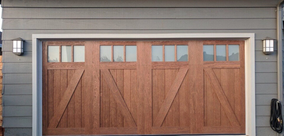What Are the Popular Residential Garage Doors?