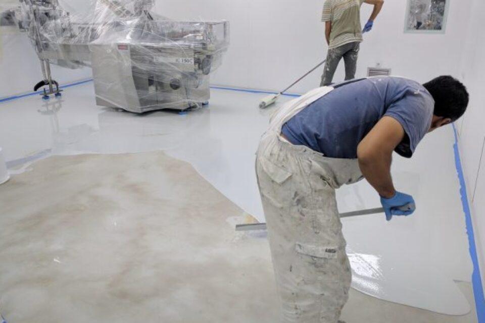 How To Select The Best Type Of Epoxy Floor Coating?